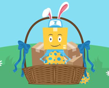 Easter Egg Hunting!