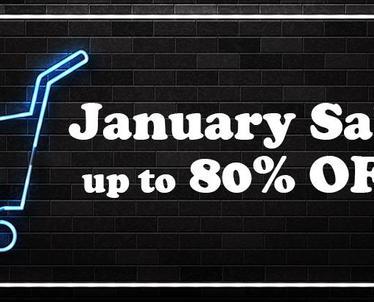 January Sales 2019
