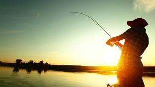 Šiltai pasitikime žvejybos sezoną