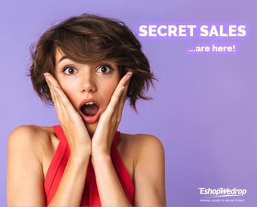 Секретные распродажи – лучшие предложения 2019!
