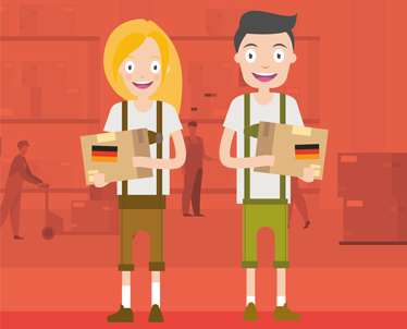 Svarbus pranešimas – Naujas EshopWedrop Vokietijos adresas