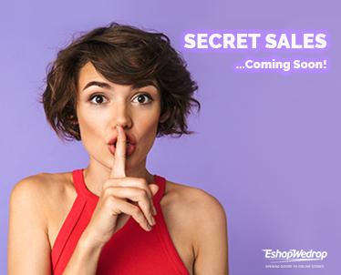 Секретные распродажи 2019!