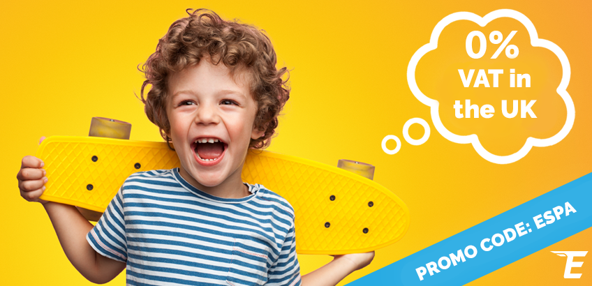 0% VAT for all kids and babies items