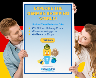 Iš naujo atraskite Vokietijos apsipirkimo pasaulį