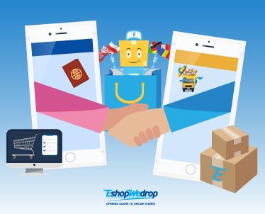 Будьте готовы покупать онлайн вместе с EshopWedrop