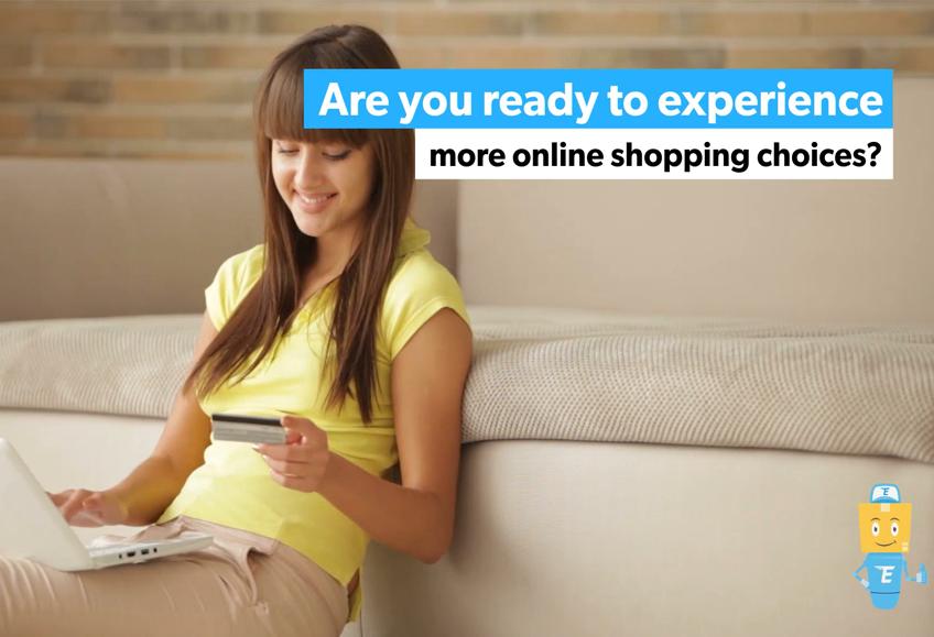 Shop More Choice - EshopWedrop | Full Episode